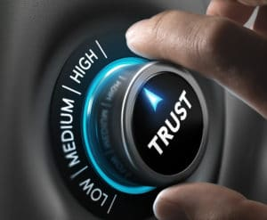 Build trust with your customers through secure applications